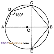 RBSE Solutions for Class 10 Maths Chapter 12 Circle Ex 12.3 10