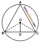 RBSE Solutions for Class 10 Maths Chapter 12 Circle Ex 12.3 5