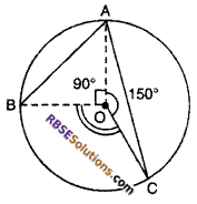 RBSE Solutions for Class 10 Maths Chapter 12 Circle Ex 12.3 7