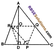 RBSE Solutions for Class 10 Maths Chapter 12 Circle Miscellaneous Exercise 14