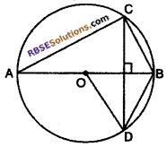 RBSE Solutions for Class 10 Maths Chapter 12 Circle Miscellaneous Exercise 31