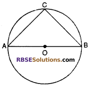 RBSE Solutions for Class 10 Maths Chapter 12 Circle Miscellaneous Exercise 7