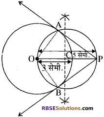 RBSE Solutions for Class 10 Maths Chapter 14 रचनाएँ Ex 14.1 11