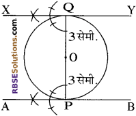 RBSE Solutions for Class 10 Maths Chapter 14 रचनाएँ Ex 14.1 6