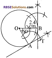 RBSE Solutions for Class 10 Maths Chapter 14 रचनाएँ Ex 14.1 9