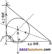 RBSE Solutions for Class 10 Maths Chapter 14 रचनाएँ Ex 14.2 2