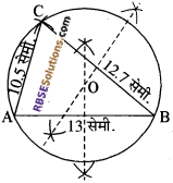 RBSE Solutions for Class 10 Maths Chapter 14 रचनाएँ Ex 14.2 3