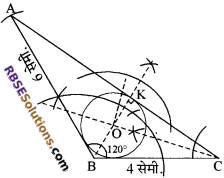 RBSE Solutions for Class 10 Maths Chapter 14 रचनाएँ Ex 14.2 5