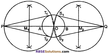 RBSE Solutions for Class 10 Maths Chapter 14 Constructions Additional Questions 3