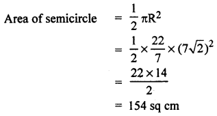 RBSE Solutions for Class 10 Maths Chapter 15 Circumference and Area of a Circle Ex 15.3 13