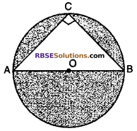 RBSE Solutions for Class 10 Maths Chapter 15 Circumference and Area of a Circle Ex 15.3 14