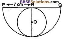 RBSE Solutions for Class 10 Maths Chapter 15 Circumference and Area of a Circle Ex 15.3 19