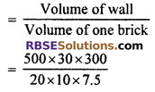 RBSE Solutions for Class 10 Maths Chapter 16 Surface Area and Volume Ex 16.1 3