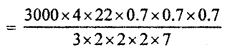 RBSE Solutions for Class 10 Maths Chapter 16 Surface Area and Volume Ex 16.4 14