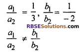 RBSE Solutions for Class 10 Maths Chapter 4 Linear Equation and Inequalities in Two Variables Ex 4.1 4