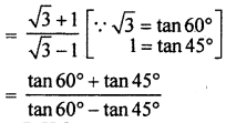 RBSE Solutions for Class 10 Maths Chapter 6 Trigonometric Ratios Ex 6.1 24