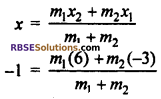 RBSE Solutions for Class 10 Maths Chapter 9 Co-ordinate Geometry Additional Questions 15