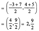 RBSE Solutions for Class 10 Maths Chapter 9 Co-ordinate Geometry Additional Questions 22