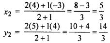 RBSE Solutions for Class 10 Maths Chapter 9 Co-ordinate Geometry Additional Questions 41
