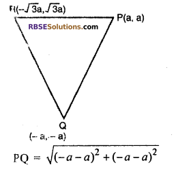 RBSE Solutions for Class 10 Maths Chapter 9 Co-ordinate Geometry Ex 9.1 15