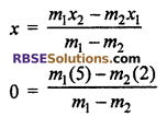 RBSE Solutions for Class 10 Maths Chapter 9 Co-ordinate Geometry Ex 9.2 8