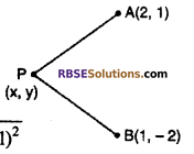 RBSE Solutions for Class 10 Maths Chapter 9 Co-ordinate Geometry Miscellaneous Exercise 8