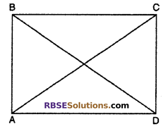 RBSE Solutions for Class 10 Maths Chapter 9 Co-ordinate Geometry Miscellaneous Exercise 9
