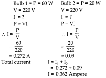 RBSE Solutions for Class 10 Science Chapter 10 Electricity Current image - 38