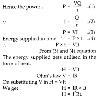 RBSE Solutions for Class 10 Science Chapter 10 Electricity Current image - 39