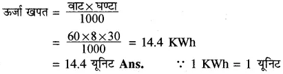 RBSE Solutions for Class 10 Science Chapter 11 कार्य, ऊर्जा और शक्ति image - 2