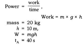 RBSE Solutions for Class 10 Science Chapter 11 Work, Energy and Power image - 24