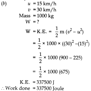 RBSE Solutions for Class 10 Science Chapter 11 Work, Energy and Power image - 27