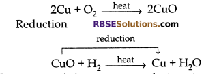 RBSE Solutions for Class 10 Science Chapter 6 Chemical Reaction and Catalyst - 22