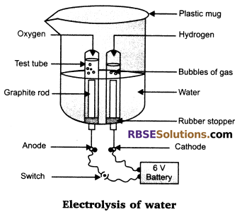 RBSE Solutions for Class 10 Science Chapter 6 Chemical Reaction and Catalyst - 23