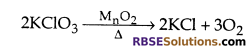 RBSE Solutions for Class 10 Science Chapter 6 Chemical Reaction and Catalyst - 3