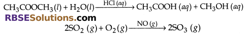 RBSE Solutions for Class 10 Science Chapter 6 Chemical Reaction and Catalyst - 5