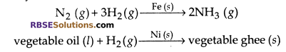 RBSE Solutions for Class 10 Science Chapter 6 Chemical Reaction and Catalyst - 6