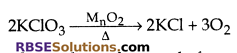RBSE Solutions for Class 10 Science Chapter 6 Chemical Reaction and Catalyst - 7