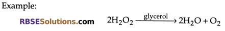 RBSE Solutions for Class 10 Science Chapter 6 Chemical Reaction and Catalyst - 8