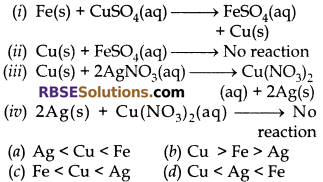 RBSE Solutions for Class 10 Science Chapter 6 Chemical Reaction and Catalyst - 9