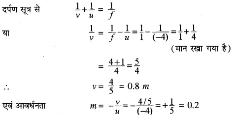 RBSE Solutions for Class 10 Science Chapter 9 प्रकाश image - 84