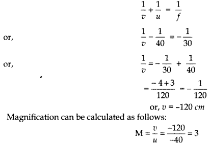 RBSE Solutions for Class 10 Science Chapter 9 Light - 15