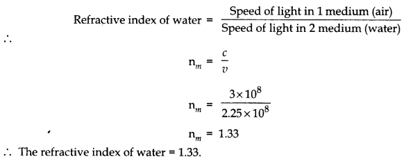 RBSE Solutions for Class 10 Science Chapter 9 Light - 34