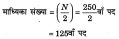 RBSE Solutions for Class 11 Economics Chapter 9 माध्यिका 47