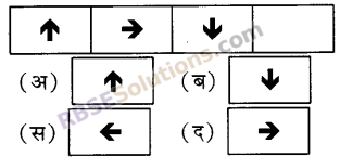 RBSE Solutions for Class 5 Maths Chapter 8 पैटर्न Additional Questions image 1