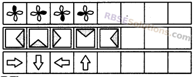 RBSE Solutions for Class 5 Maths Chapter 8 पैटर्न Additional Questions image 15