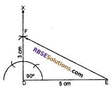 RBSE Solutions for Class 7 Maths Chapter 10 Construction of Triangles In Text Exercise - 4