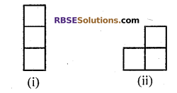 RBSE Solutions for Class 7 Maths Chapter 12 Visualizing Solid Shapes Additional Questions - 16