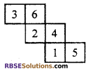RBSE Solutions for Class 7 Maths Chapter 12 Visualizing Solid Shapes Additional Questions - 5