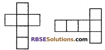 RBSE Solutions for Class 7 Maths Chapter 12 Visualizing Solid Shapes Additional Questions - 6
